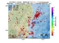 地震震源マップ:2017年06月21日 14時59分 茨城県北部 M2.9