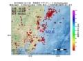地震震源マップ:2017年06月22日 19時17分 茨城県沖 M2.6