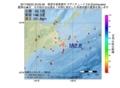 地震震源マップ:2017年06月22日 23時05分 根室半島南東沖 M2.8