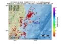 地震震源マップ:2017年06月23日 03時18分 茨城県沖 M2.8