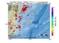 地震震源マップ:2017年06月24日 16時58分 茨城県沖 M2.9