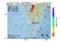 地震震源マップ:2017年06月25日 17時26分 鹿児島県薩摩地方 M2.6