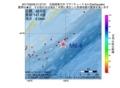 地震震源マップ:2017年06月28日 21時07分 北海道東方沖 M6.4