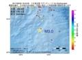 地震震源マップ:2017年06月30日 16時42分 八丈島近海 M3.0