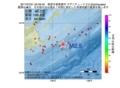地震震源マップ:2017年07月01日 02時46分 根室半島南東沖 M2.5