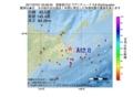 地震震源マップ:2017年07月01日 03時36分 国後島付近 M2.8