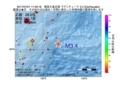 地震震源マップ:2017年07月01日 17時49分 奄美大島近海 M3.4