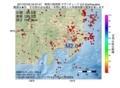 地震震源マップ:2017年07月02日 04時37分 神奈川県西部 M2.6