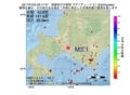 地震震源マップ:2017年07月02日 09時17分 胆振地方中東部 M3.1