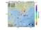 地震震源マップ:2017年07月02日 19時19分 浦河沖 M2.6