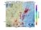 地震震源マップ:2017年07月03日 13時32分 茨城県北部 M3.0