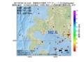 地震震源マップ:2017年07月03日 16時14分 胆振地方中東部 M2.6