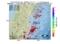 地震震源マップ:2017年07月04日 20時13分 福島県沖 M2.9