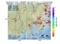 地震震源マップ:2017年07月04日 21時15分 山梨県東部・富士五湖 M2.5