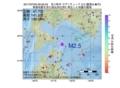 地震震源マップ:2017年07月05日 09時55分 苫小牧沖 M2.5
