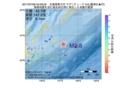 地震震源マップ:2017年07月06日 04時06分 北海道東方沖 M2.8