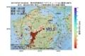 地震震源マップ:2017年07月07日 04時06分 熊本県阿蘇地方 M3.5