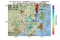 地震震源マップ:2017年07月07日 07時12分 茨城県南部 M2.7