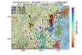 地震震源マップ:2017年07月08日 02時31分 栃木県南部 M2.6