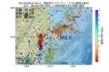 地震震源マップ:2017年07月08日 07時46分 福島県沖 M2.6