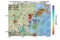 地震震源マップ:2017年07月08日 09時57分 茨城県北部 M2.6