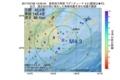 地震震源マップ:2017年07月08日 13時05分 根室地方南部 M4.3