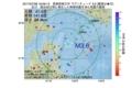 地震震源マップ:2017年07月08日 19時59分 青森県東方沖 M3.6