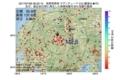 地震震源マップ:2017年07月09日 06時22分 長野県南部 M2.6