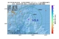 地震震源マップ:2017年07月09日 06時40分 九州地方南東沖 M3.6