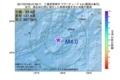 地震震源マップ:2017年07月09日 07時36分 三重県南東沖 M4.0