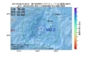 地震震源マップ:2017年07月09日 07時39分 種子島南東沖 M3.2