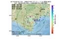 地震震源マップ:2017年07月09日 09時17分 十勝地方中部 M3.2