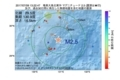 地震震源マップ:2017年07月09日 13時22分 奄美大島北東沖 M2.5
