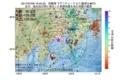地震震源マップ:2017年07月09日 16時34分 相模湾 M2.7