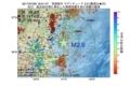 地震震源マップ:2017年07月09日 18時01分 茨城県沖 M2.6
