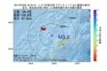 地震震源マップ:2017年07月09日 18時16分 トカラ列島近海 M3.5