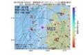 地震震源マップ:2017年07月09日 19時45分 青森県西方沖 M3.2