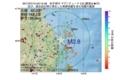 地震震源マップ:2017年07月10日 03時15分 岩手県沖 M2.8