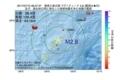 地震震源マップ:2017年07月10日 08時37分 奄美大島近海 M2.8