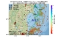 地震震源マップ:2017年07月10日 12時43分 宮城県沖 M3.3