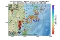 地震震源マップ:2017年07月11日 02時54分 福島県沖 M2.6