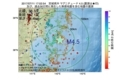 地震震源マップ:2017年07月11日 17時02分 宮城県沖 M4.5