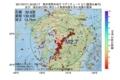地震震源マップ:2017年07月11日 22時00分 熊本県熊本地方 M2.7