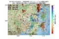 地震震源マップ:2017年07月12日 02時36分 茨城県南部 M3.5
