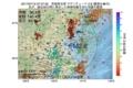 地震震源マップ:2017年07月12日 07時37分 茨城県北部 M2.8