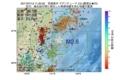 地震震源マップ:2017年07月12日 11時20分 茨城県沖 M2.6