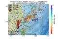 地震震源マップ:2017年07月12日 19時42分 福島県沖 M2.6