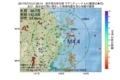 地震震源マップ:2017年07月12日 21時06分 岩手県沿岸北部 M4.4