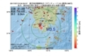 地震震源マップ:2017年07月13日 04時34分 鹿児島県薩摩地方 M3.5