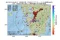 地震震源マップ:2017年07月13日 04時35分 熊本県天草・芦北地方 M2.5